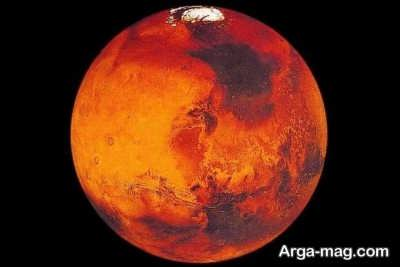 معرفی سیاره مریخ