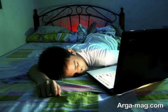 انواع اختلال بی خوابی