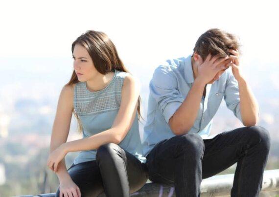 علت دعوای زوج ها