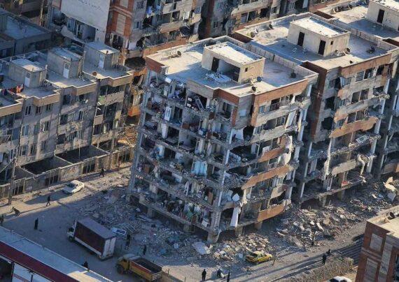 خوشحالی تهرانی از آمدن زلزله!