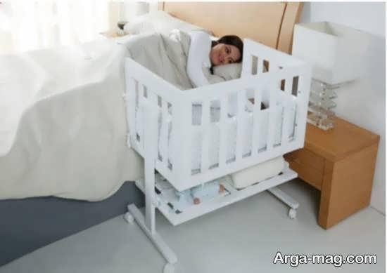مدل هایی جذاب و شیک از مدل تخت نوزادی برای انتخاب والدین