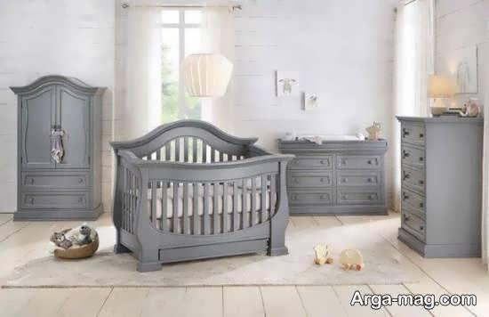 الگوهایی جذاب از تخت نوزادی برای فرزندان شما