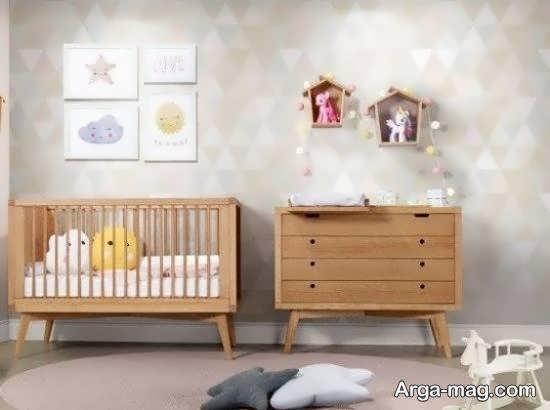 گالری شیک و متفاوتی از طرح های تخت نوزادی برای تمامی سلیقه ها