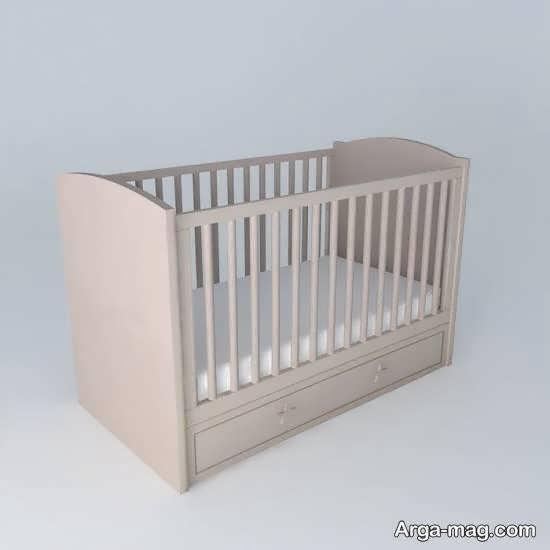 ایده هایی لاکچری و جذاب از مدل تخت نوزادی