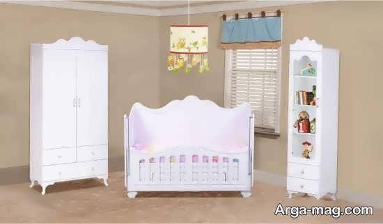 کلکسیون مدل تخت نوزادی برای فرزندان دلبندتان