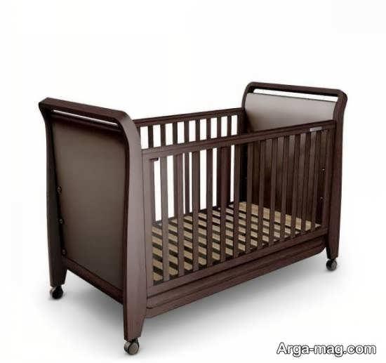 مجموعه ای دوست داشتنی از الگوهای تخت نوزادی