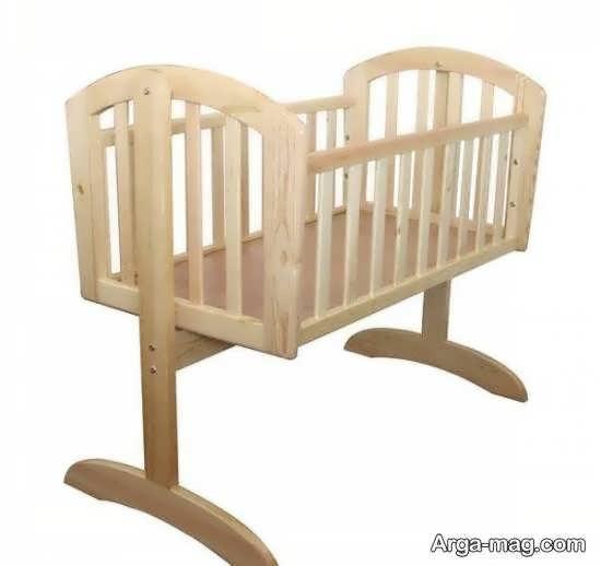 ایده هایی نفیس و ناب از الگوهای تخت نوزادی