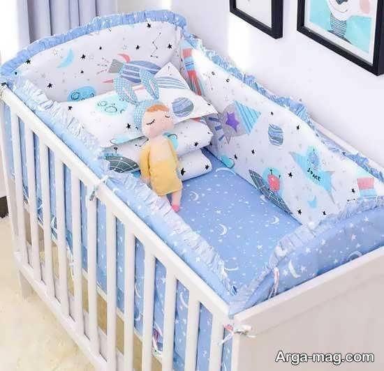 گالری زیبایی از مدل تخت نوزادی برای والدین