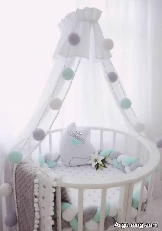 ایده هایی ناب و ارزشمند مدل تخت نوزادی