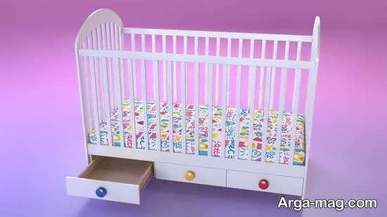 ایده هایی لاکچری و زیبا از مدل تخت نوزادی