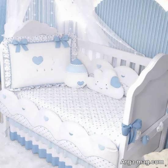 انواع نمونه های زیبا و منحصر به فرد مدل تخت نوزادی