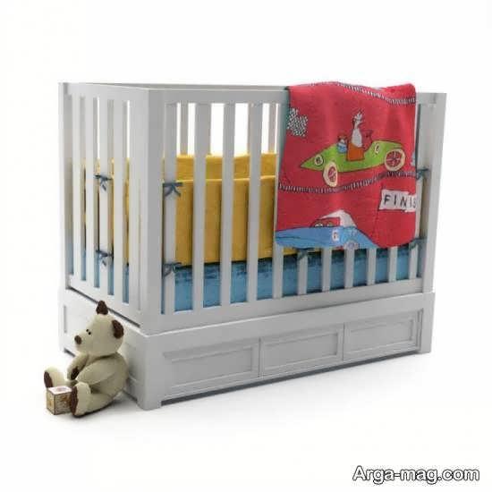 ایده هایی ناب و نفیس از طرح تخت نوزادی