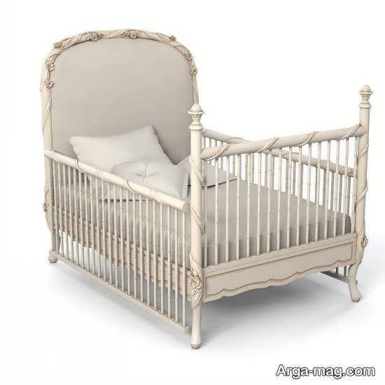 ایده هایی جذاب و جالب از الگوهای تخت نوزادی