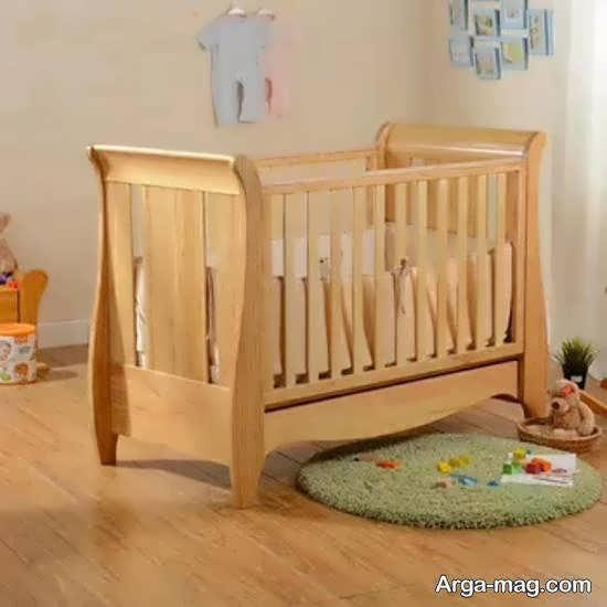 ایده هایی جالب و شیک از طرح تخت نوزادی
