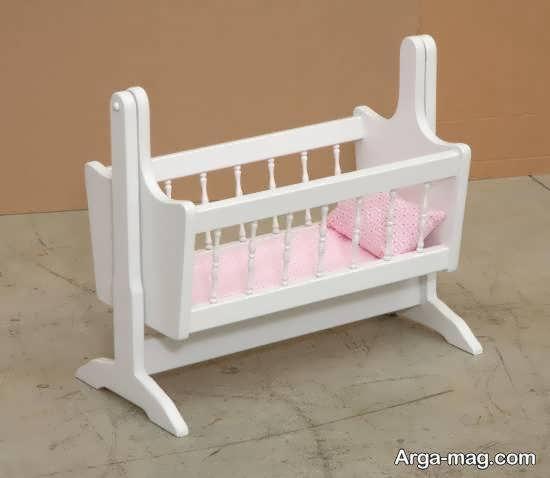انواع نمونه های زیبا و منحصر به فرد تخت نوزادی