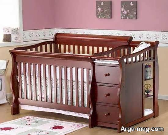 ایده هایی ناب و نفیس از مدل تخت نوزادی