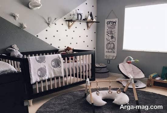 انواع مدل های تخت نوزادی برای سلیقه های مختلف