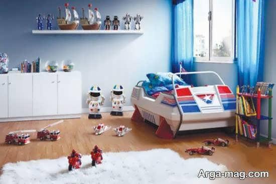 مدل های تخت با شکل و رنگ متنوع برای نوزادی