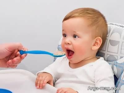 انواع ادویه غذای کودک