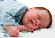 دلیل خروپف نوزادان چیست؟