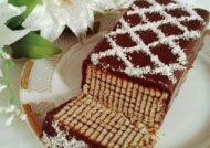 طرز تهیه کیک بالرین
