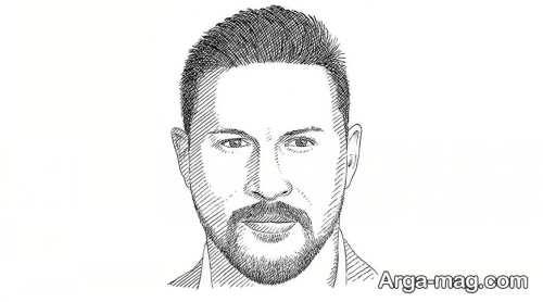 بهترین انواع مدل ریش برای صورت های گرد کدام مدل ها هستند؟
