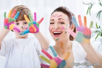 فواید بازی با کودک چیست؟
