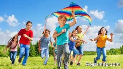 مزایای بازی با بچه ها چیست؟