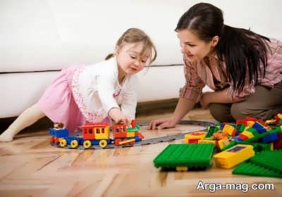 فواید بازی با کودکان در منزل