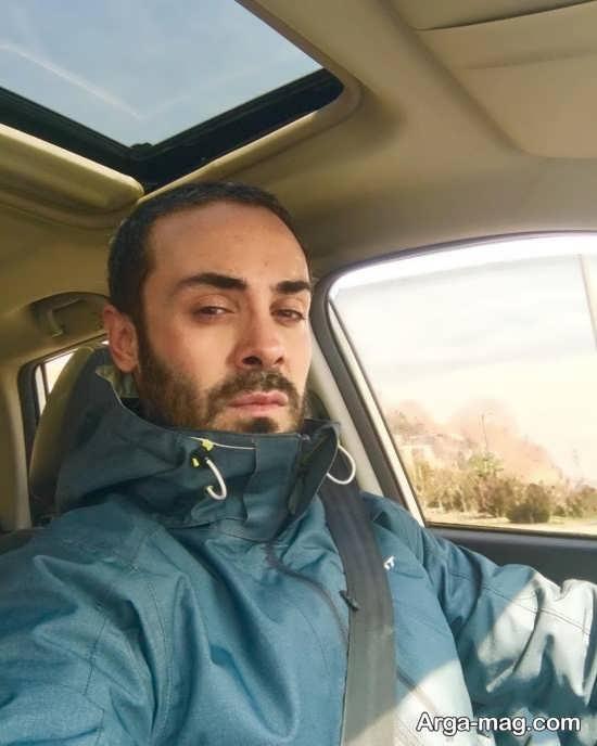 بیوگرافی کاوه سماک باشی بازیگر محبوب ایرانی