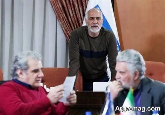 بیوگرافی سعید سلطانی کارردان و بازیگر ایرانی