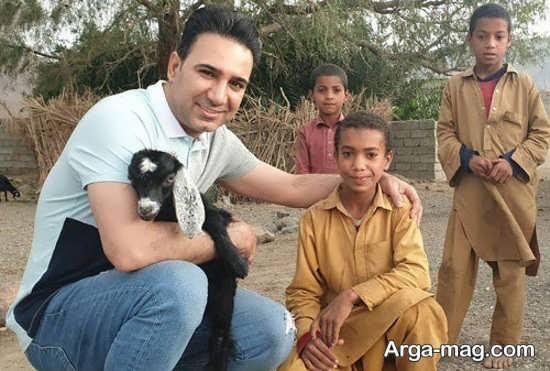 شرح حال کامل شاهین صمدپور