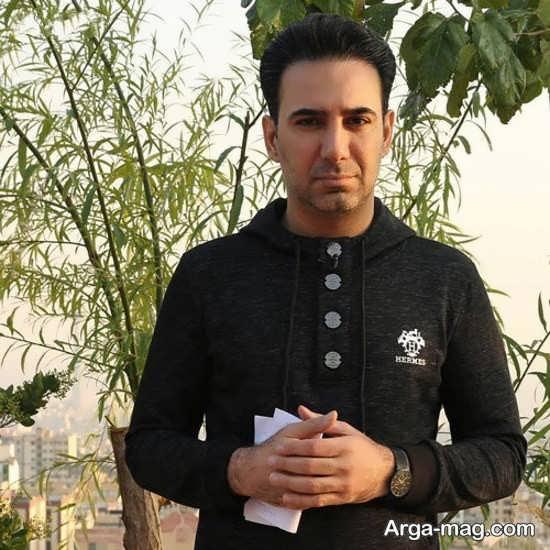 بیوگرافی شاهین صمدپور گزارشگر معروف ایرانی