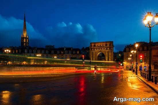جاذبه های گردشگری شهر بوردو شهری تاریخی