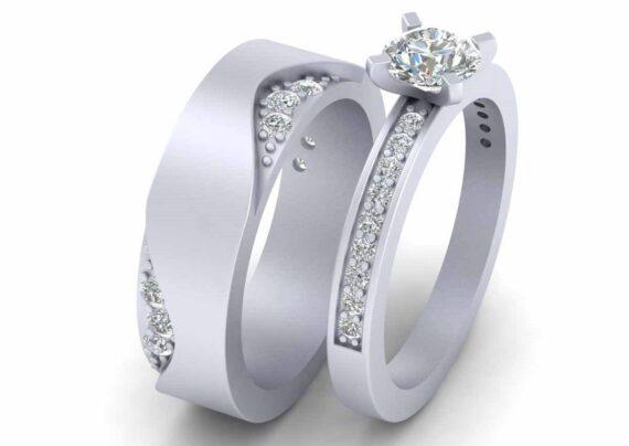 راهنمایی انتخاب حلقه ازدواج