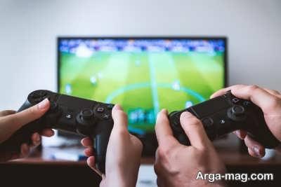 مزایای انجام بازی های رایانه ای