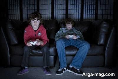 آشنایی با مشکلاتی که بازی های رایانه ای برا کودک در پی دارد
