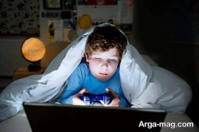 عواقبی که انجام بازی های رایانه ای برای کودک در پی دارد؟