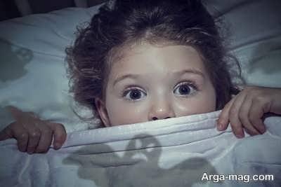 عواقب ترسانیدن کودکان