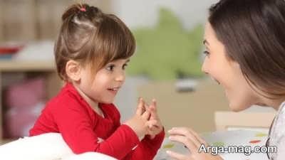 آشنایی رفتار با کودک یتیم