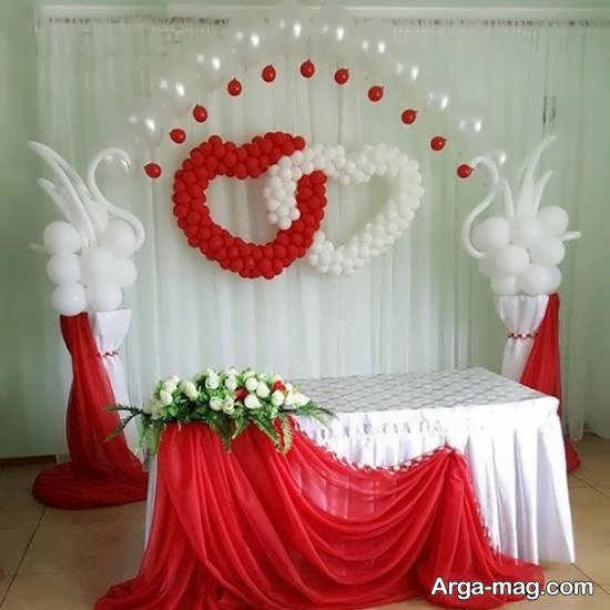 طرح هایی منحصر به فرد و زیبا از زیباسازی جایگاه مراسم ازدواج