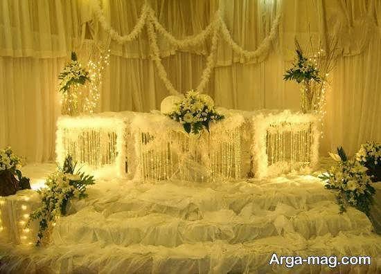ایده هایی زیبا و منحصر به فرد برای تزیین مراسم ازدواج