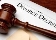 تقسیم دارایی پس از طلاق