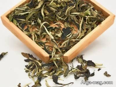 چگونگی خشک کردن برگ چای