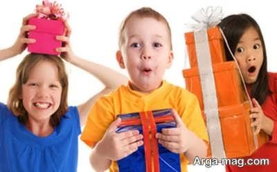 تشویق های مادی برای کودکان مفید اند
