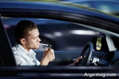 رفع بوی بد سیگار
