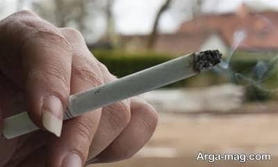 از بین بردن بوی سیگار از منزل