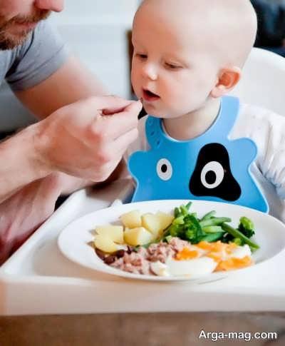معرفی نحوه فریز کردن غذای کودک