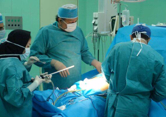 عمل جراحی لاپاراسکوپی کیسه صفرا