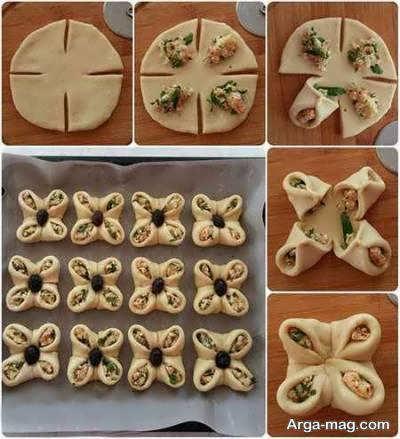 نمونه هایی دلچسب و زیبا برای زیباسازی غذا و کیک
